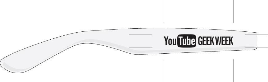 Youtube Geek Week - Side Printing