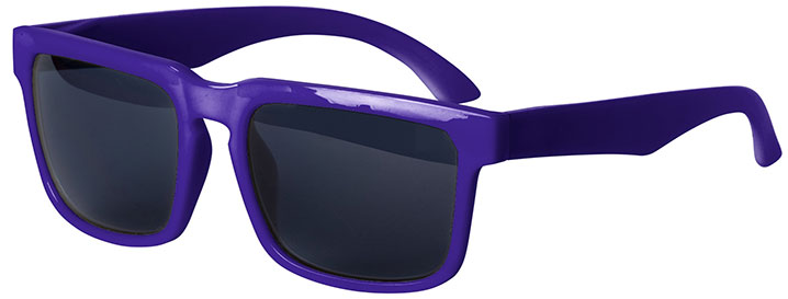 Purple Bold Sunglasses