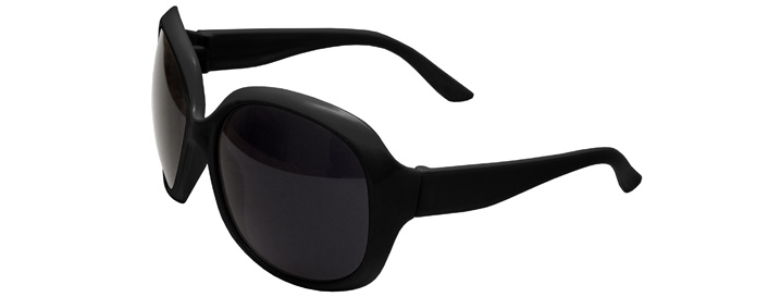 Black Jackie Sunglasses