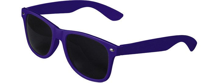 Retro Sunglasses style Purple