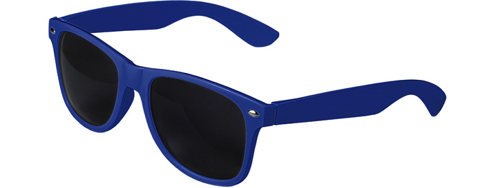 Retro Sunglasses style Royal Blue