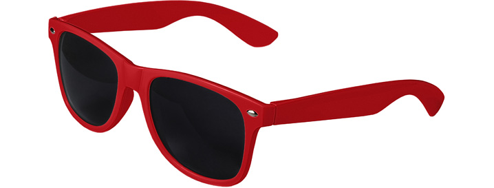 Retro Sunglasses style Red