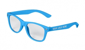 Kids Retro Clear Lenses
