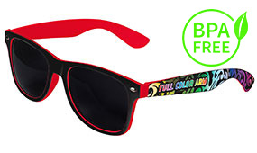 BPA Free Retro In&Out Sunglasses