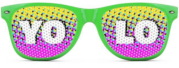 YOLO « Neon Collection