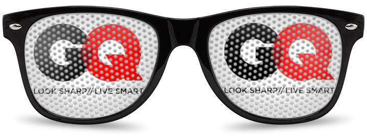 GQ Logo Lenses